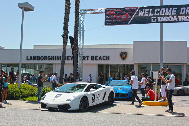 ... Southern California, The Targa Trophy Team Had A Very Special Event To  Get Everyone Hyped Up For The Coming Season. Event #2 Italian Car Festival  Orange ...