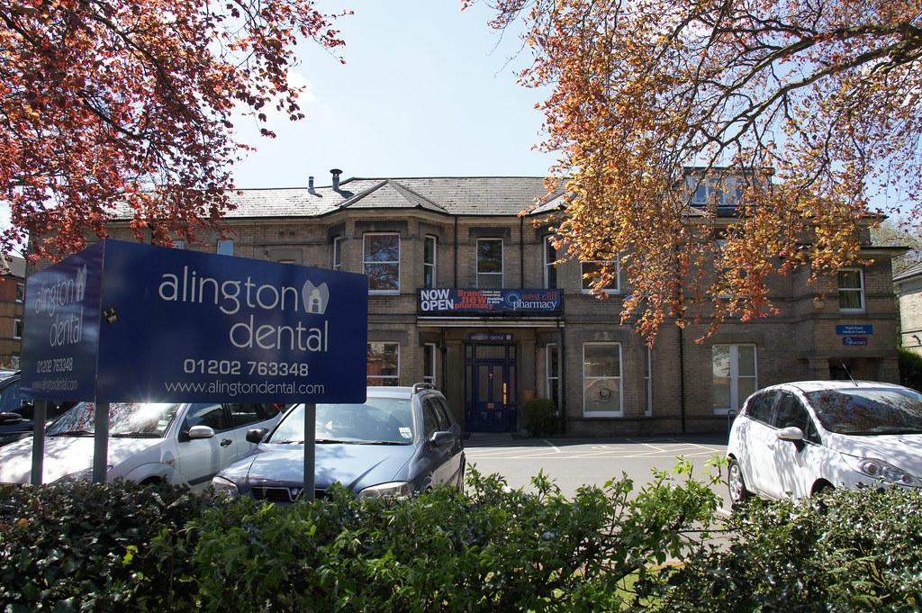 Alington Dental Surgery (Aldington), 7 Poole Road, Bournemouth