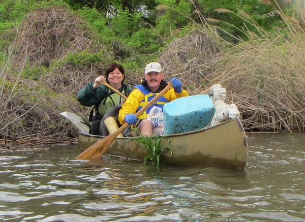 Riverkeeper Sweep at Annsville Creek