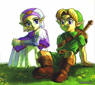 The Legend of Zelda - Inspiration