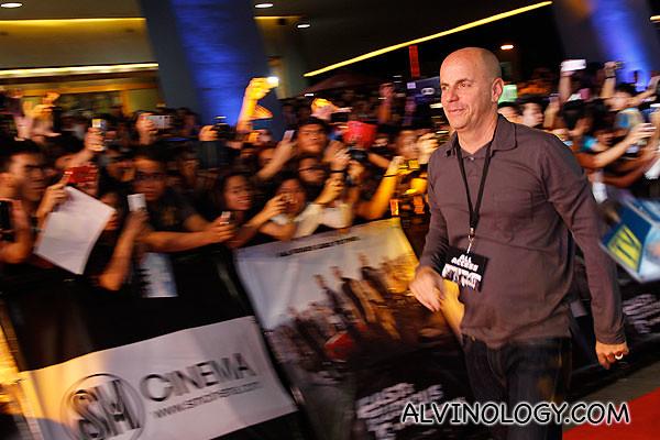 Producer Neal Moritz