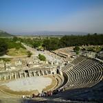 Il teatro di Efeso