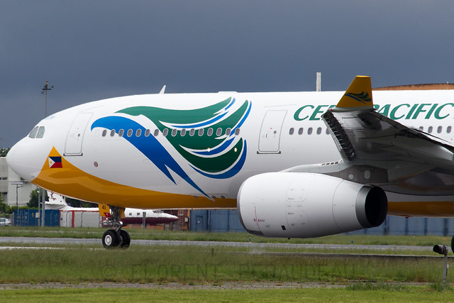 Cebu Pacific is planning to fly its A330-300 thrice a week from Manila