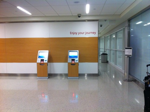 American Airlines Priority Check-in