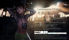 Solo Exhibition - Lamentation Of Hope