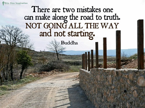 130515 Daily Positive Inspirational Quote Photo by Buddha on Mistakes