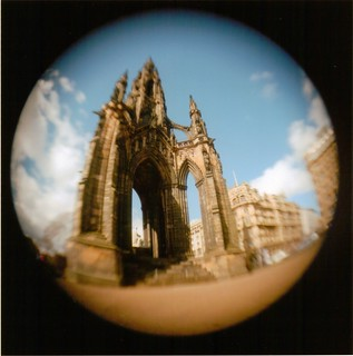 Scott Monument - Edinburgh