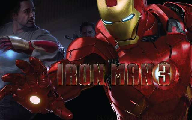 Iron Man III: Makes up for 'Iron Man II,' does not top original