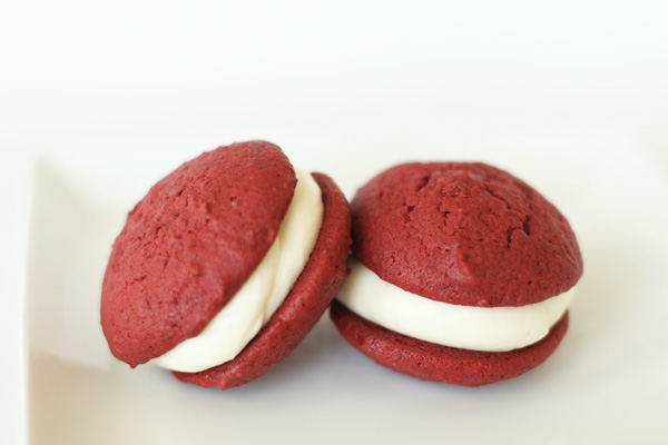 Favorite Red Velvet Whoopie Pie