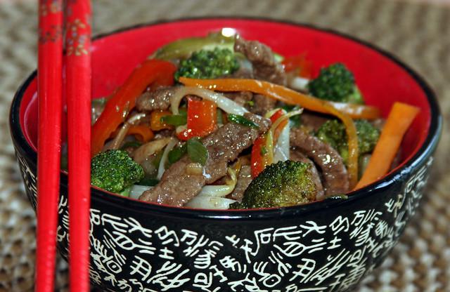 Chop Suey de Carne 40)
