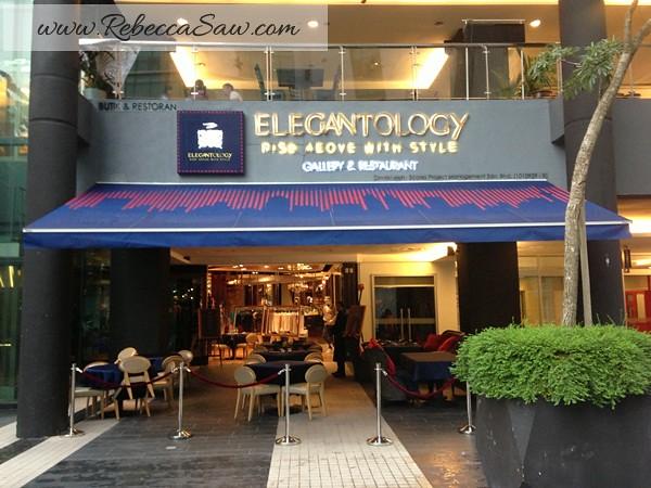 elegantology publika - restaurant