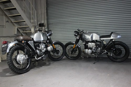 Kevils speed shop cafe racers by kevils speed shop CAFE RACERS