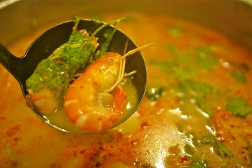 tom yum kong