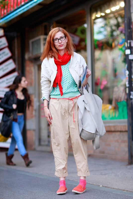 barbara_bedford street style, Bedford Ave., Brooklyn, street fashion, women, new york, Quick Shots