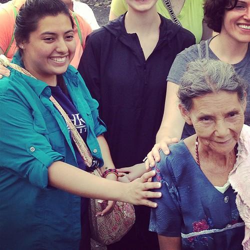 Fatima in Ceylan, Guatemala.