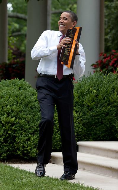 Obama Passes The Buck
