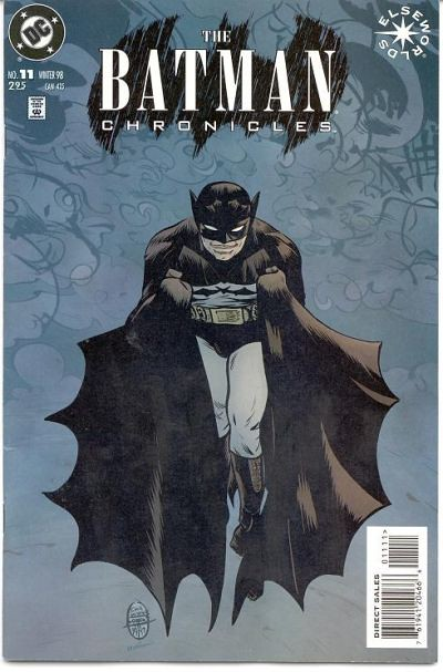 The Berlin Batman cover Paul Pope