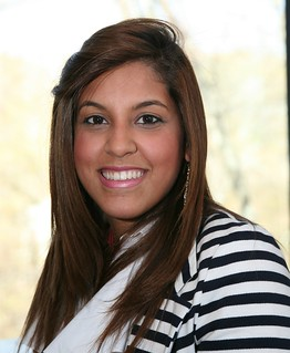 Farah Mejia, MBA '14, Leadership Fellow at Brandeis IBS