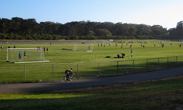 Polo Field, Golden Gate Park, San Francisco (2013)