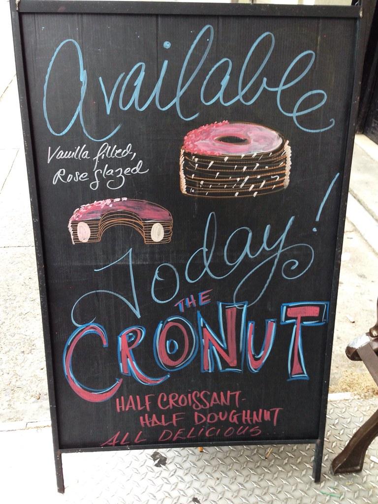 cronuts selber machen