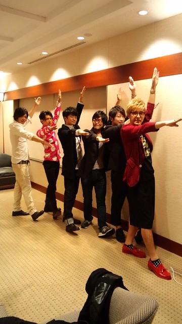 130528(3) – 七人作家集團「GoRA」首部超能力大戰動畫《K》將在2014年上映劇場版、大銀幕拔刀!