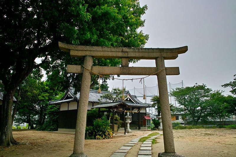 穴場神社 #4