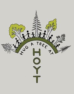 Hug a Tree at Hoyt