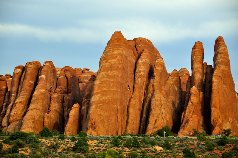Arches National Park, in Eastern Utah