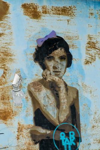46/365 - Rusty Posing by Mihai Boangher
