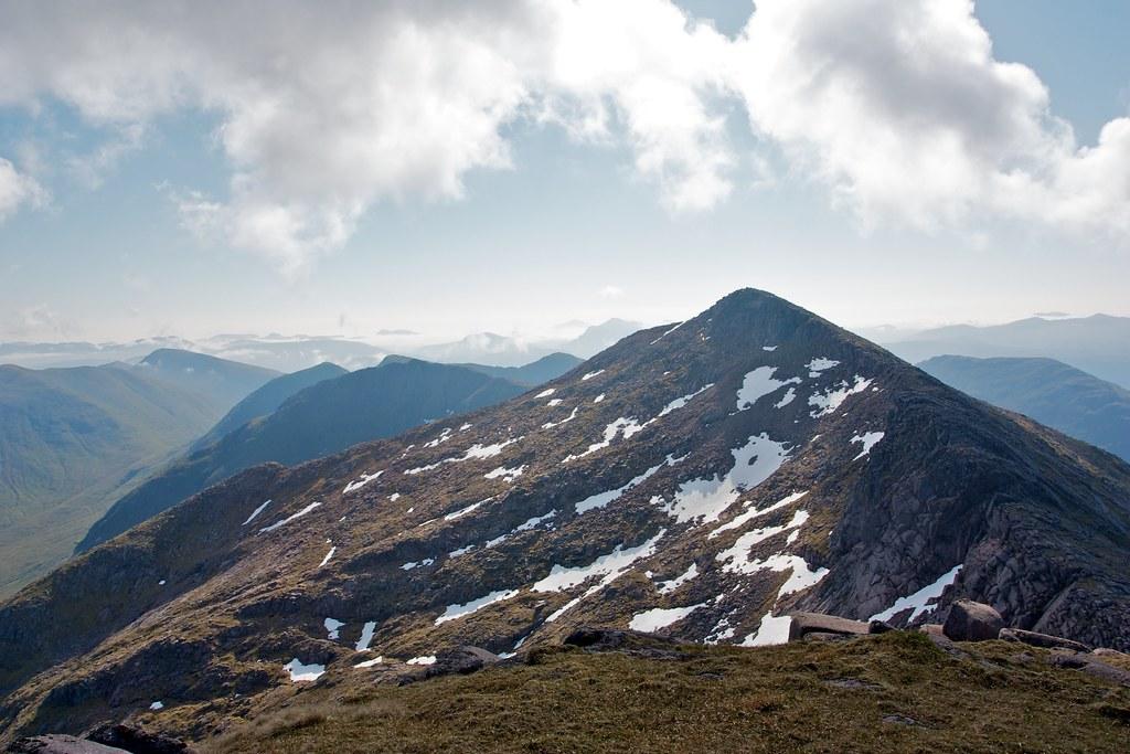 Cruachan from Taynuilt Peak