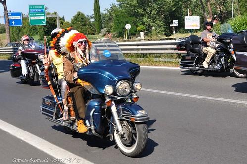 Harley Davidson 110th Anniversary Rome