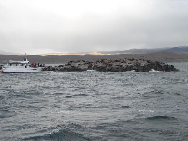Embarcación pequeña