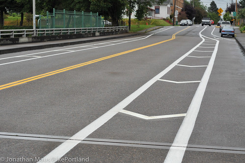 New bike lanes on Skidmore-7