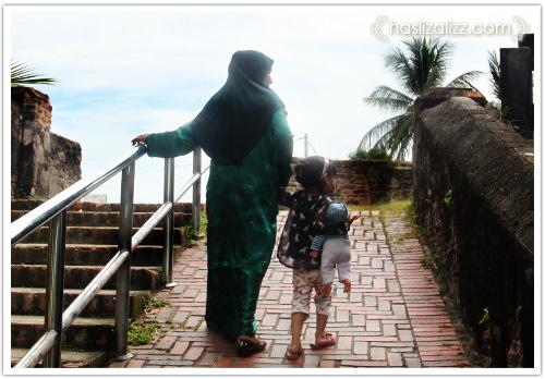 9142603771 e37dc2b259 o Melawat Fort Cornwallis di Padang Kota Pulau Pinang
