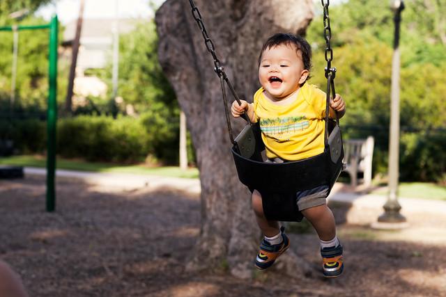 dylan swinging