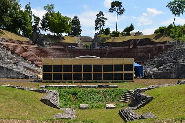 Roman Theatre, Augusta Raurica,  Switzerland