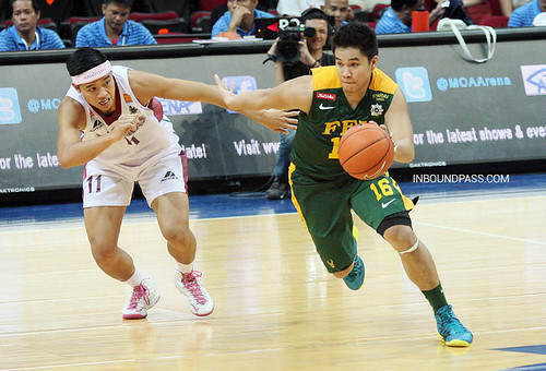 UAAP Season 76: FEU Tamaraws vs. UP Fighting Maroons, July 7