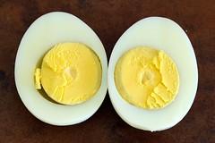 18-minute hard boiled egg