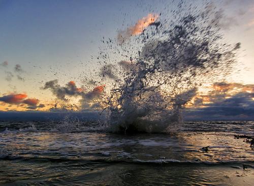 ocean california waves hayward haywardregionalshoreline ebparksok
