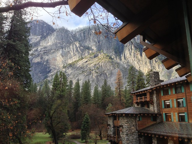 Ahwahnee Room View