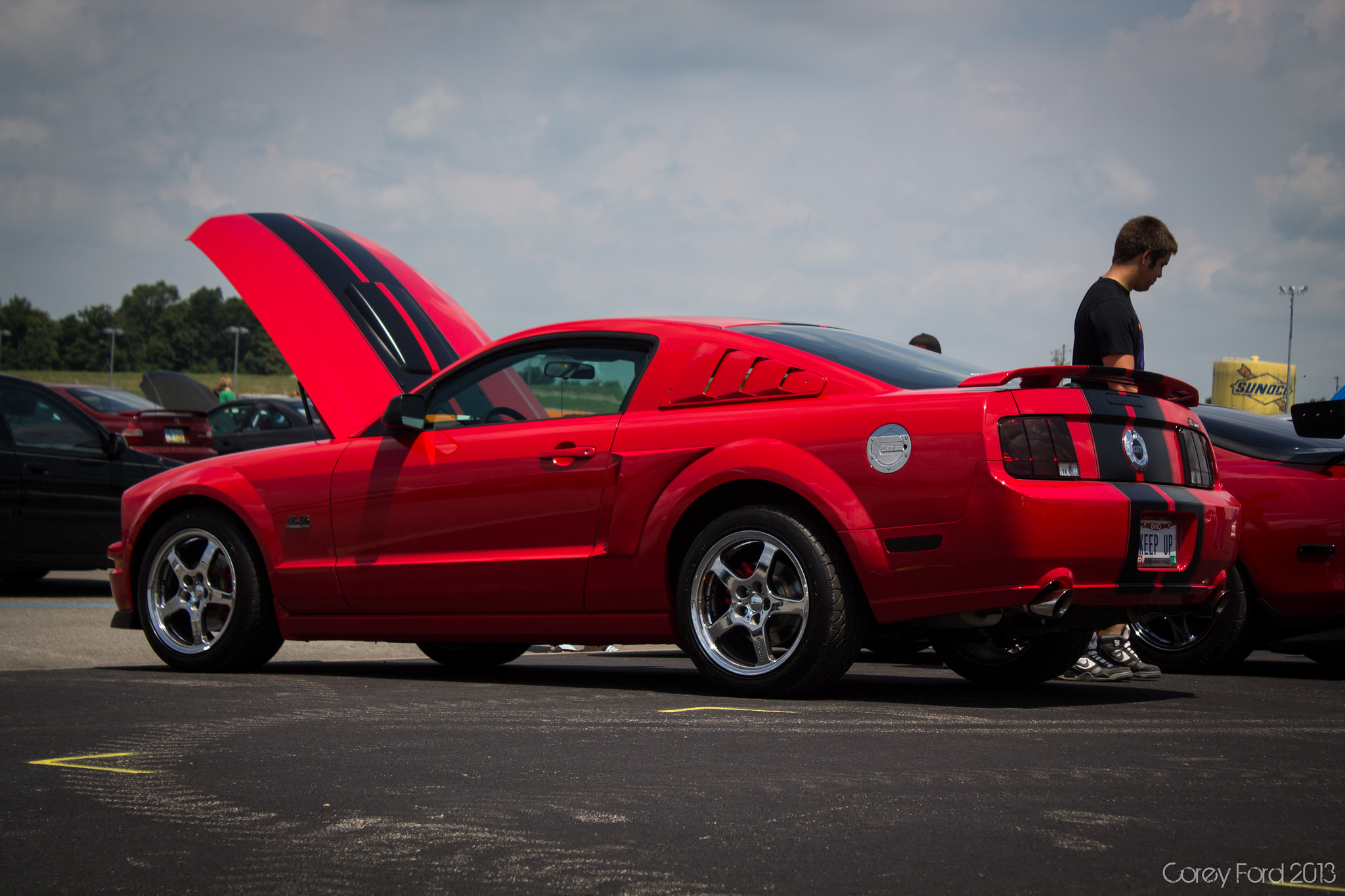Shift S 2008 Mustang Gt Build Thread Forums At Modded