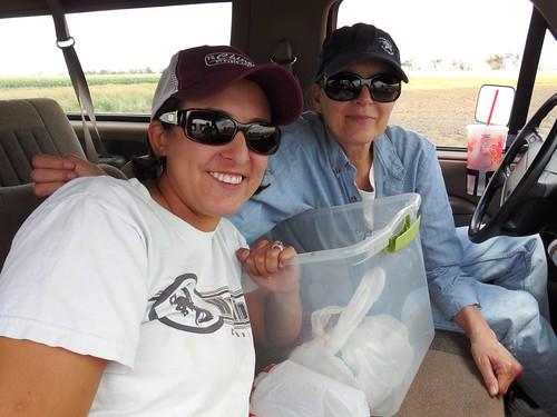 Ashley and Aunt Lynda
