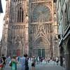Cathedral de Notre Dame of Strasbourg. Impressive!