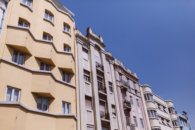 Lisbon architecture
