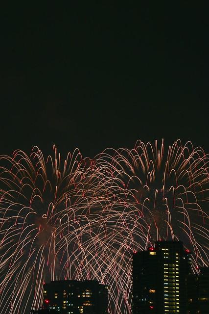 Tokyo Bay Fireworks Festival 2013 Canon EOS 70D 11