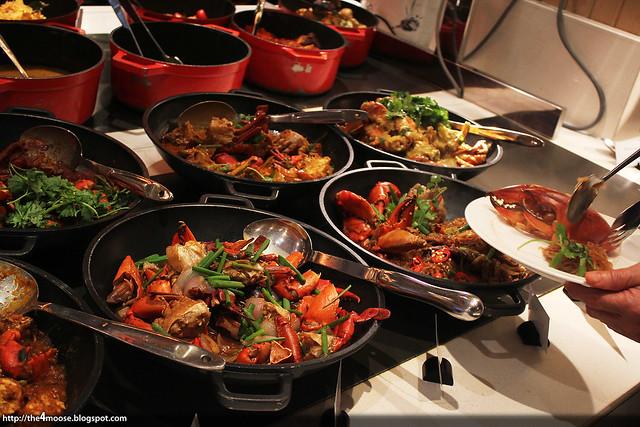 Spice Brasserie - Crabs