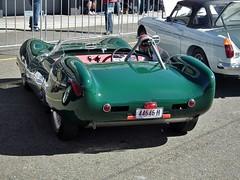 1958 Lotus Eleven Mk II roadster