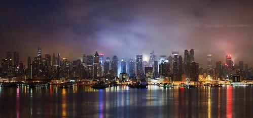 Light Symphony, New-York City