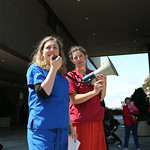RNs Seek Vote for California Pacific Hospital RNs-Rally Sept. 10 for Fair Election