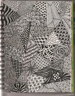 bnw doodle 2